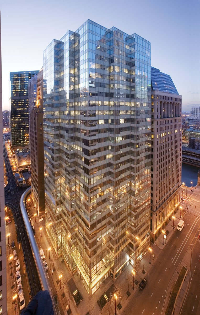 200 North LaSalle Drive, Chicago