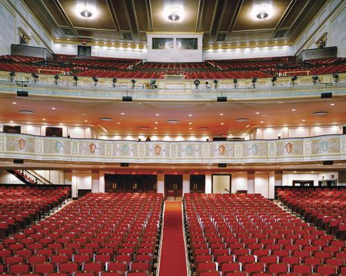 Symphony Hall Detroit