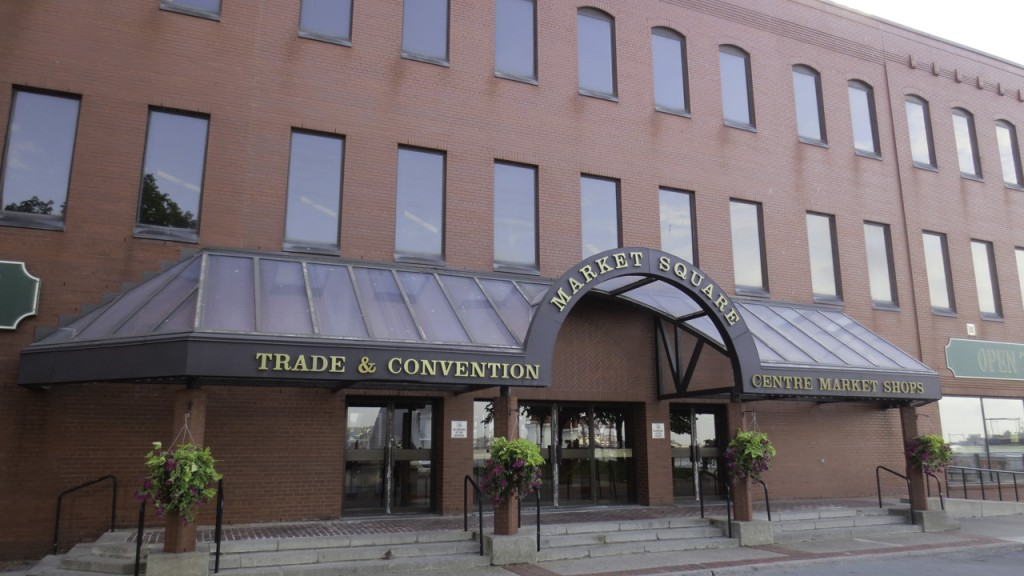 St John Convention Centre, NB