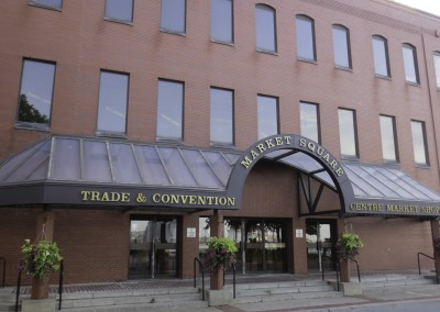 Saint John Trade and Convention Centre, NB