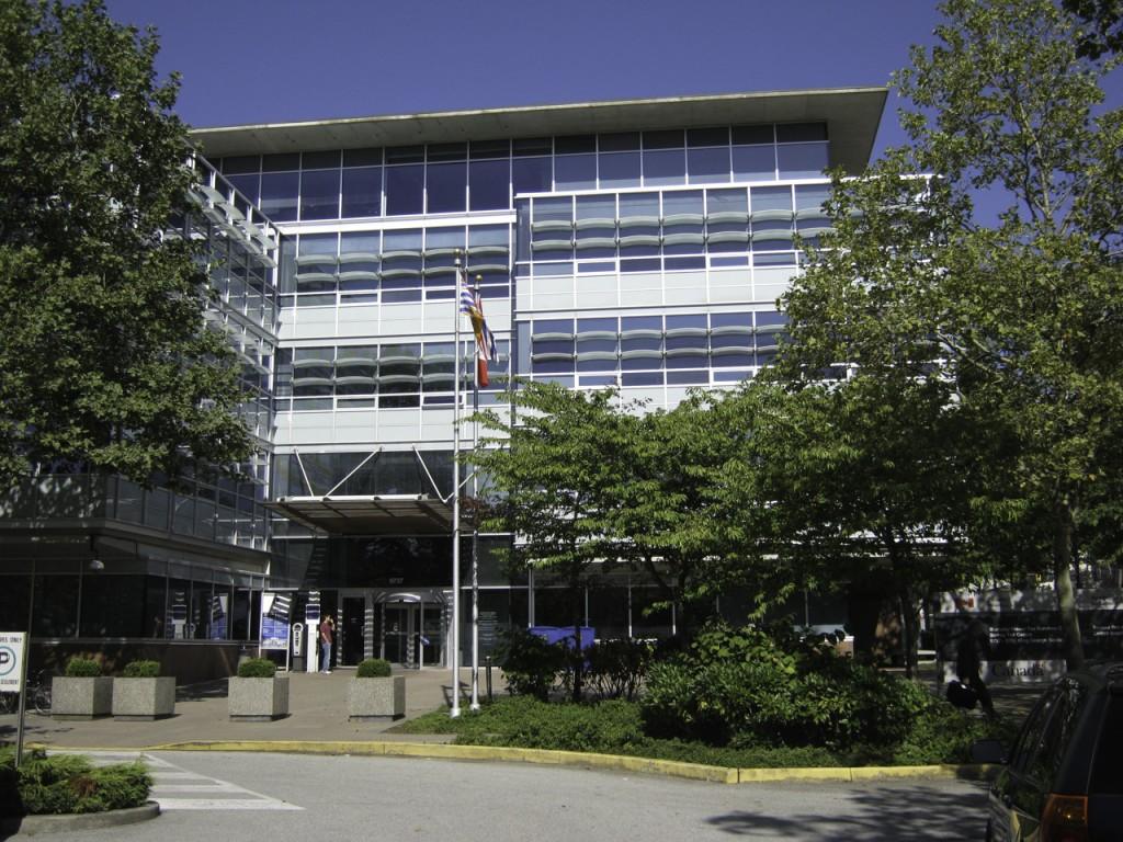 Surrey Tax Centre, BC