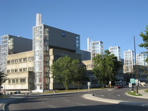McMaster University Medical, Hamilton