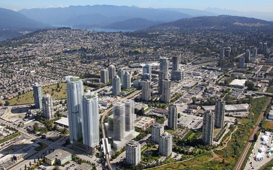 Gilmore Development, Vancouver